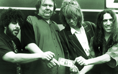The great NRBQ. Click the pic to see a video.