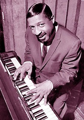 Erroll Garner in the 1950's.